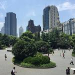peoples square