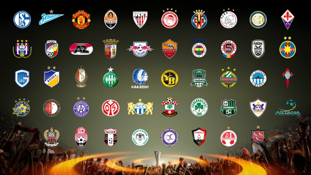 United in the 2016/17 UEFA Europa League - Abroad Red