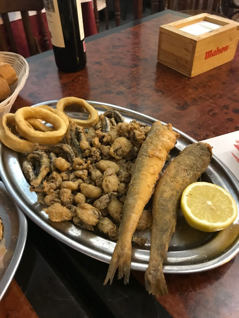 fried tapas
