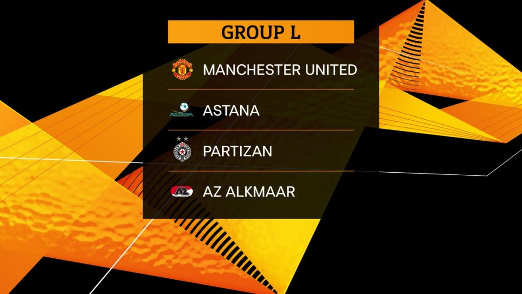 europa league group 2019/20