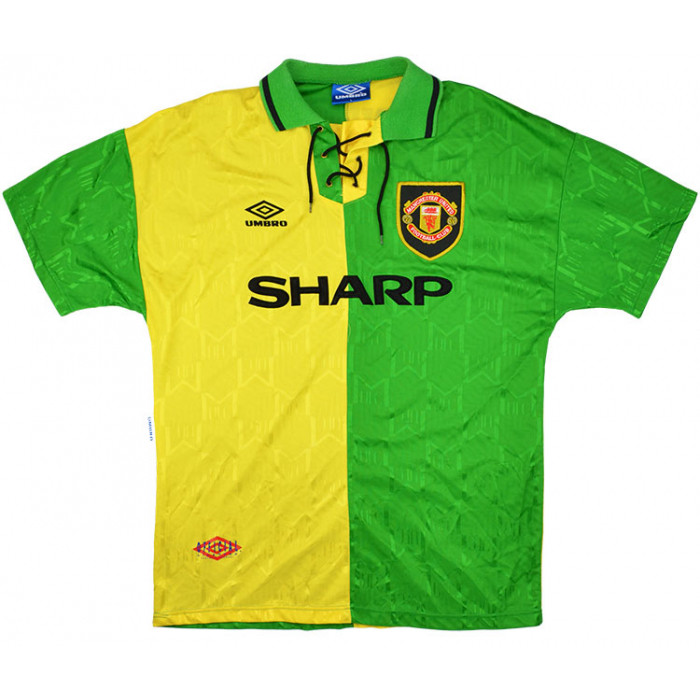 man united 92 third shirt