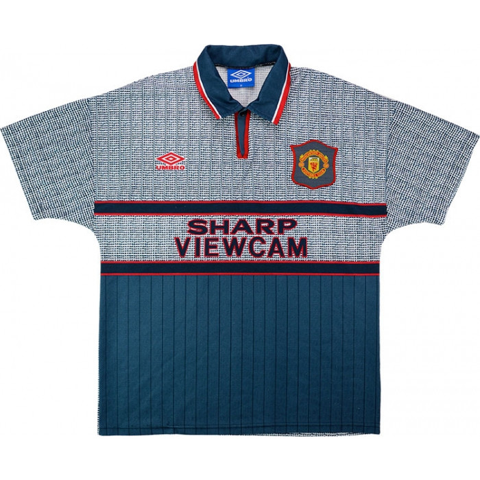 man united 95 away shirt